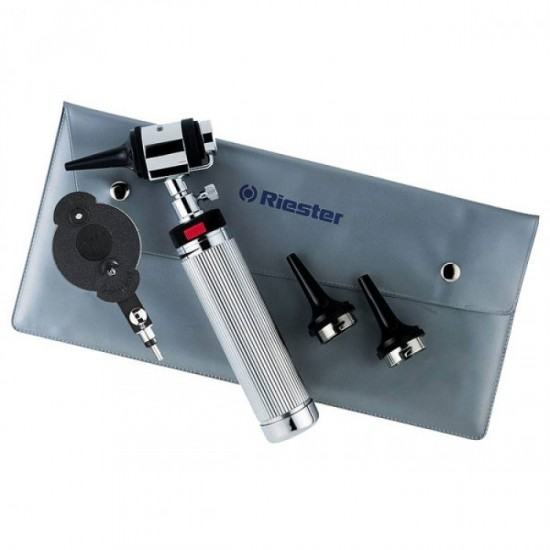 Riester 2030 Otoskop-Oftalmaskop Set