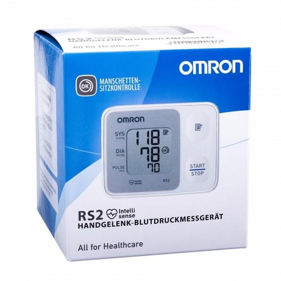 Omron RS2 Dijital Bilekten Tansiyon Aleti