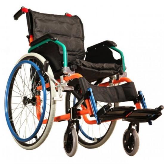 Çocuk Tekerlekli Sandalye Manuel HMC408