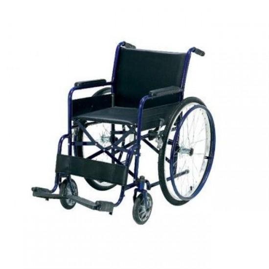 Tekerlekli Sandalye Katlanır Boyalı HMC8005