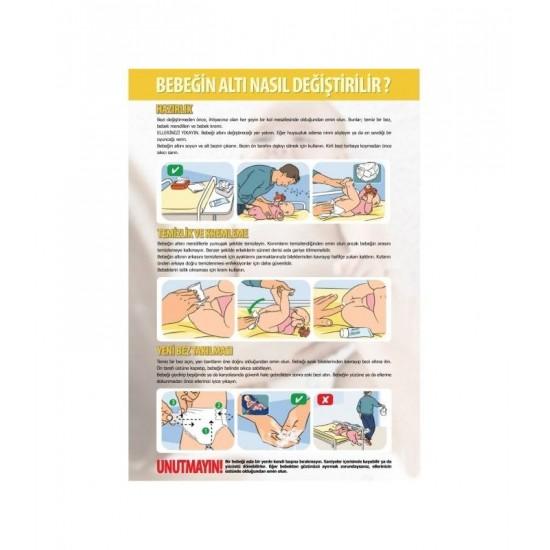 Bebek Alt Değiştirme Talimatnamesi (A3)