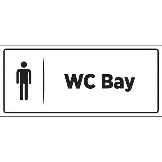 Bay WC Tabelası