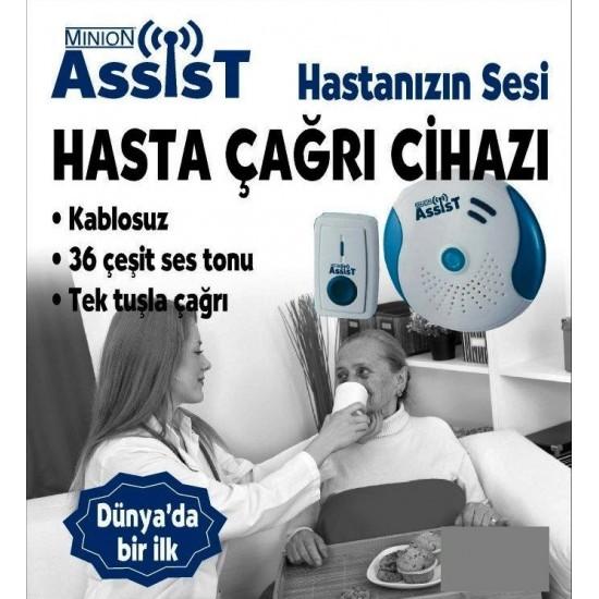 Minion Assist Tuvalet Çağrı Cihazı