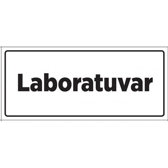 Laboratuvar Tabelası