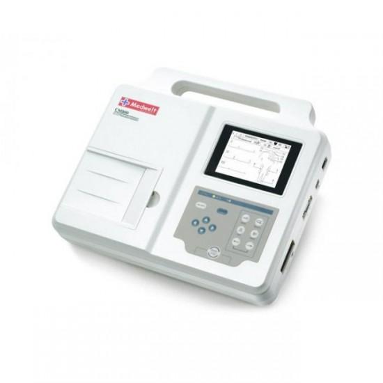 Medwelt 3 Kanallı Yorumlu EKG Cihazı