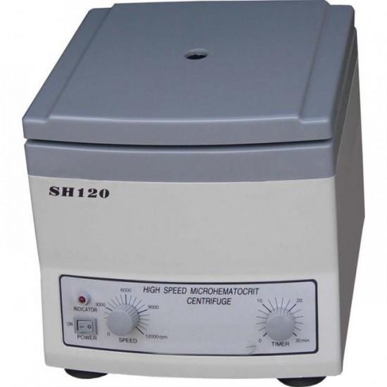 Yuda SH120 Hematokrit Santrifüj Cihazı
