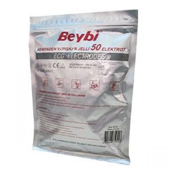 Beybi EKG Elektrodu (50lik Paket)