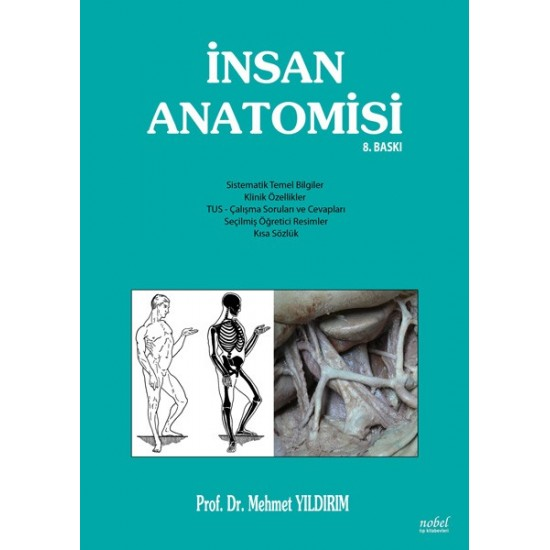 İnsan Anatomisi 10. Baskı