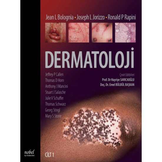 Dermatoloji 1-2 Cilt