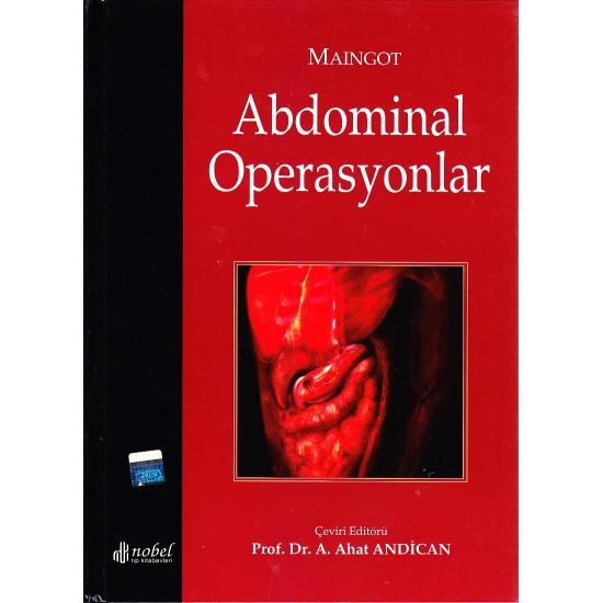 Maingot Abdominal Operasyonlar