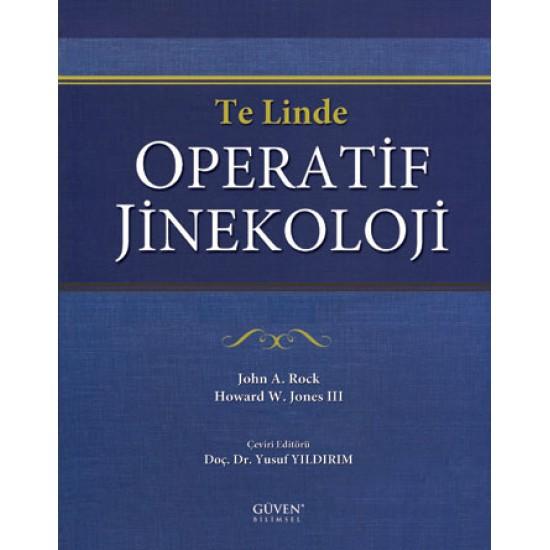 Te Linde Operatif Jinekoloji
