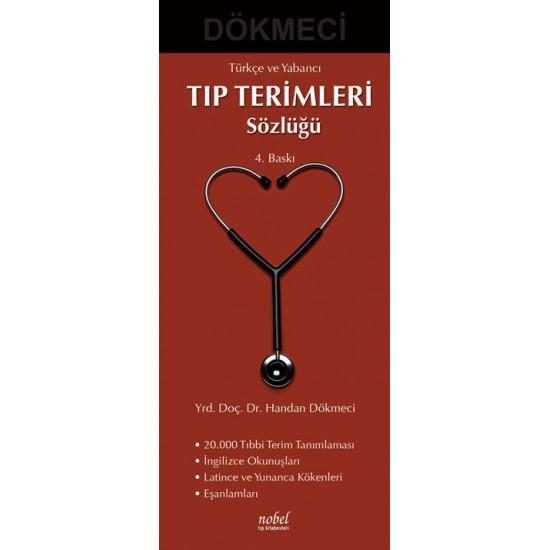 Türkçe ve Yabancı Tıp Terimleri Sözlüğü