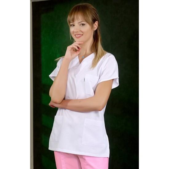 Tek Üst Bayan Dr. Greys Modeli (Alpaka Kumaş)